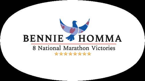 Bennie Homma Logo